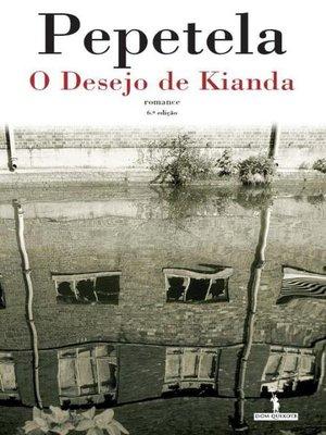 cover image of O Desejo de Kianda