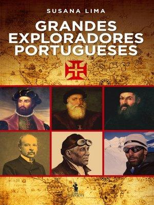 cover image of Grandes Exploradores Portugueses