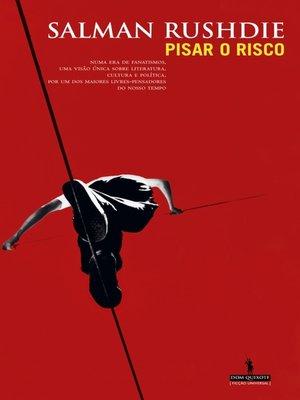 cover image of Pisar o Risco