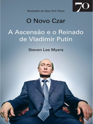 cover image of O Novo Czar
