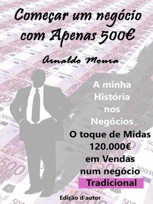 cover image of Começar um Negócio com 500€