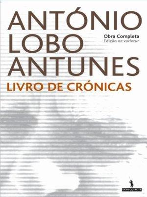 cover image of Livro de Crónicas
