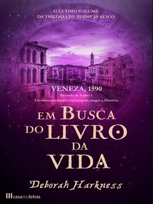 cover image of Em Busca do Livro da Vida