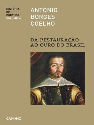 cover image of Da Restauração ao Ouro do Brasil