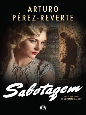 cover image of Sabotagem