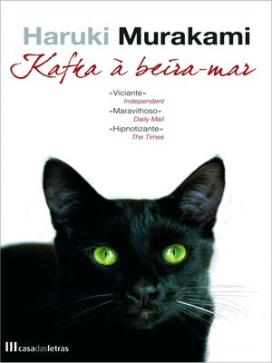 cover image of Kafka à Beira-Mar