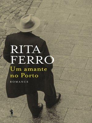 cover image of Um Amante no Porto