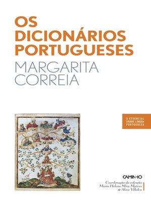 cover image of Os Dicionários Portugueses