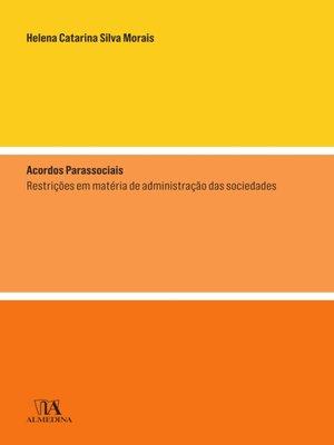 cover image of Acordos Parassociais