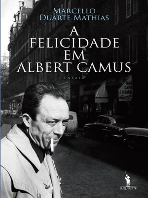 cover image of A Felicidade em Albert Camus