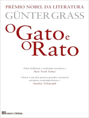 cover image of O Gato e o Rato