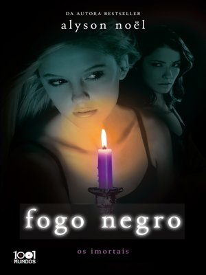 cover image of Fogo Negro