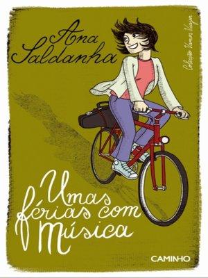 cover image of Umas Férias com Música