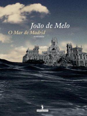 cover image of O Mar de Madrid