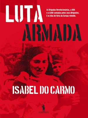 cover image of Luta Armada
