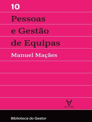 cover image of Pessoas e Gestão de Equipas--Volume X
