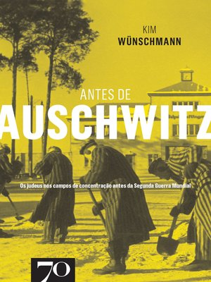 cover image of Antes de Auschwitz