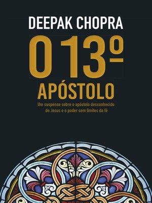 cover image of O 13º Apóstolo