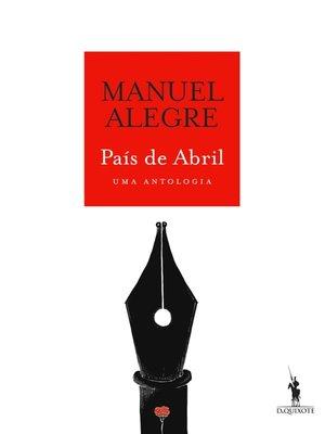 cover image of País de Abril ? Uma Antologia