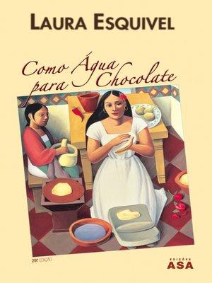cover image of Como Água para Chocolate