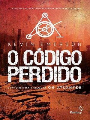 cover image of O código perdido