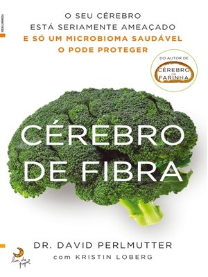 cover image of Cérebro de Fibra