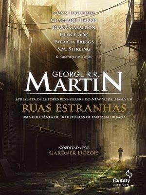 cover image of Ruas Estranhas