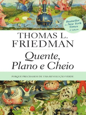 cover image of Quente, Plano e Cheio