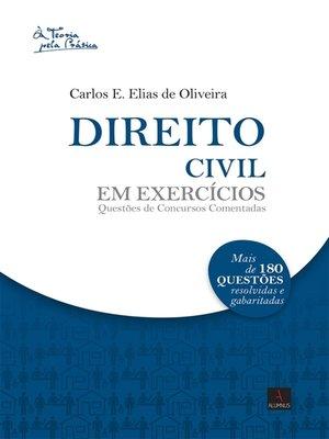cover image of Direito Civil em Exercício