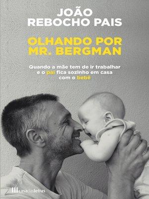 cover image of Olhando por Mr. Bergman