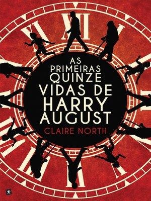 cover image of As Primeiras Quinze Vidas de Harry August