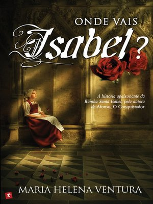 cover image of Onde Vais Isabel?