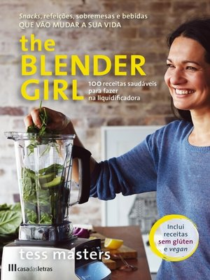 cover image of The Blender Girl