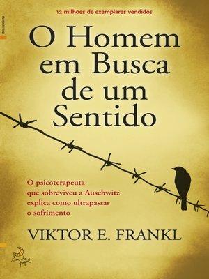 cover image of O Homem em Busca de um Sentido