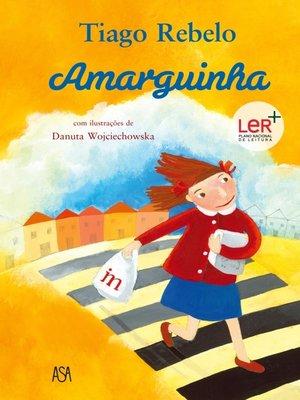cover image of Amarguinha