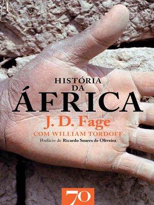 cover image of História Da África