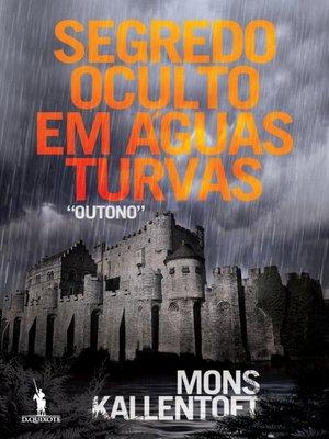 cover image of Segredo Oculto em Águas Turvas