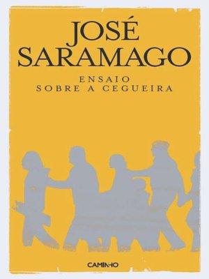 cover image of Ensaio Sobre a Cegueira