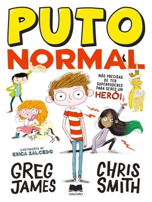 cover image of Puto Normal