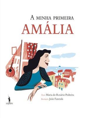 cover image of A Minha Primeira Amália