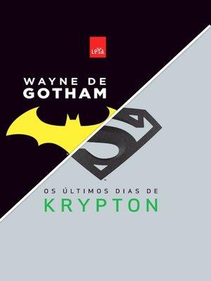 cover image of Wayne e Krypton