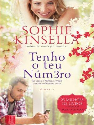 cover image of Tenho o Teu Número