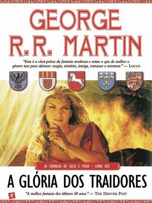 cover image of A Glória dos Traidores