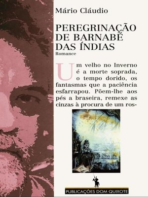 cover image of Peregrinação de Barnabé das Índias