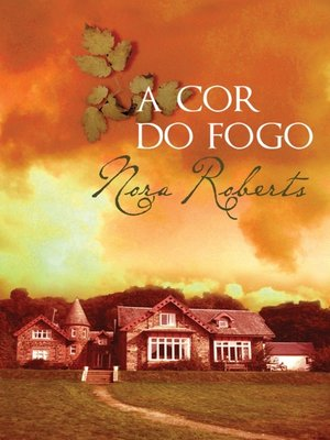 cover image of A Cor do Fogo