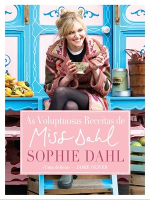 cover image of As Voluptuosas Receitas de Miss Dahl