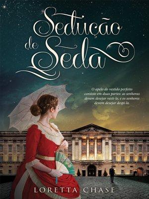 cover image of Sedução de Seda
