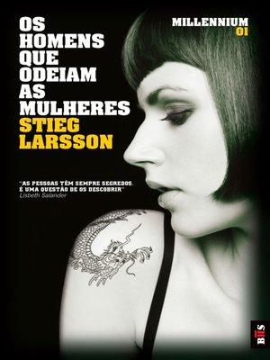 cover image of Os Homens Que Odeiam as Mulheres
