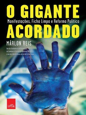 cover image of O Gigante Acordado