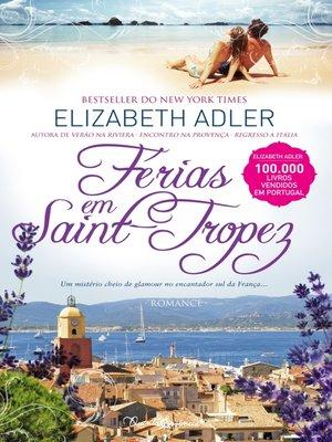 cover image of Férias em Saint-Tropez